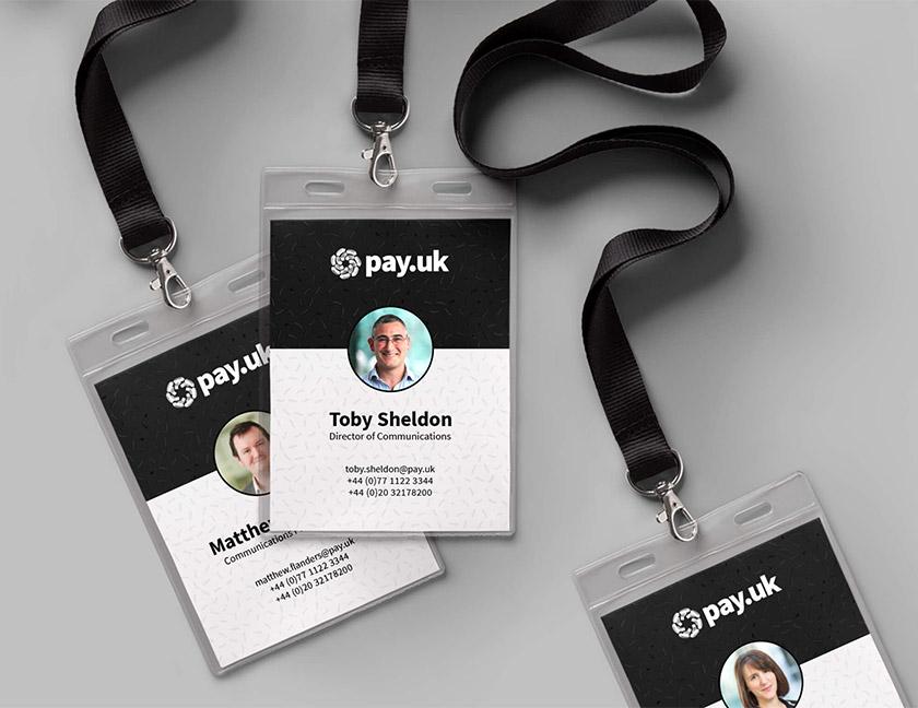制造财富永动机,Pay.UK 品牌形象设计全新升级,品牌形象设计
