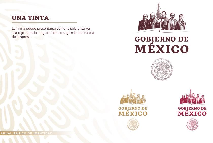 传承英雄力量,墨西哥政府推新 LOGO设计,logo设计,城市logo设计