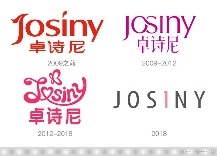 势所必至,卓诗尼企业logo设计升级蜕变,企业logo设计