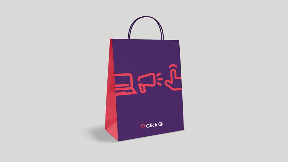 vi视觉设计,纸袋设计