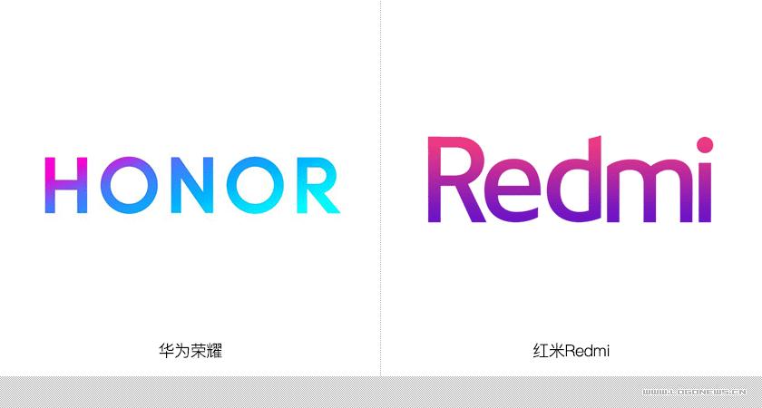"""小米全新品牌logo设计:""""红米 Redmi""""曝光,logo设计,品牌logo设计"""