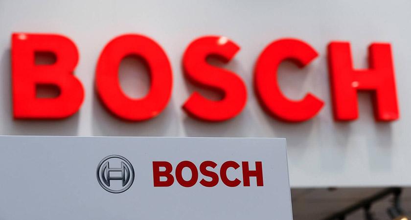 博世BOSCH公司品牌设计,logo设计