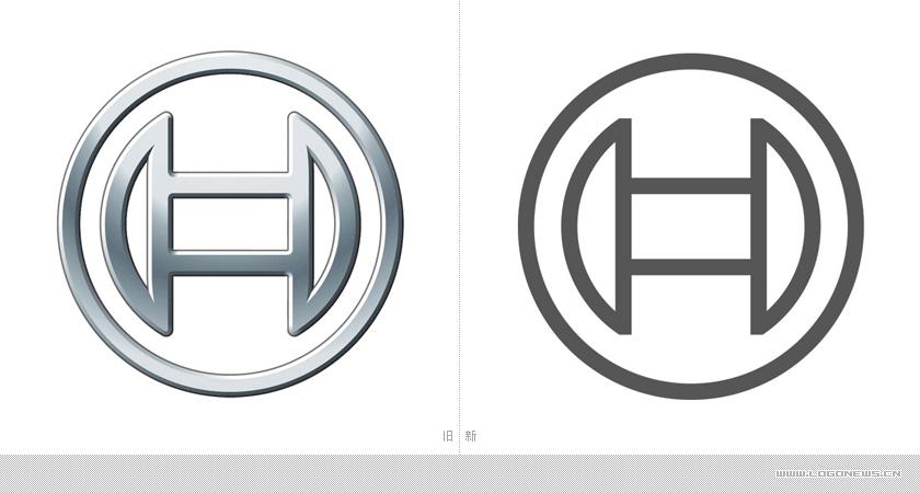 博世BOSCH公司品牌设计, 新旧图形logo设计对比