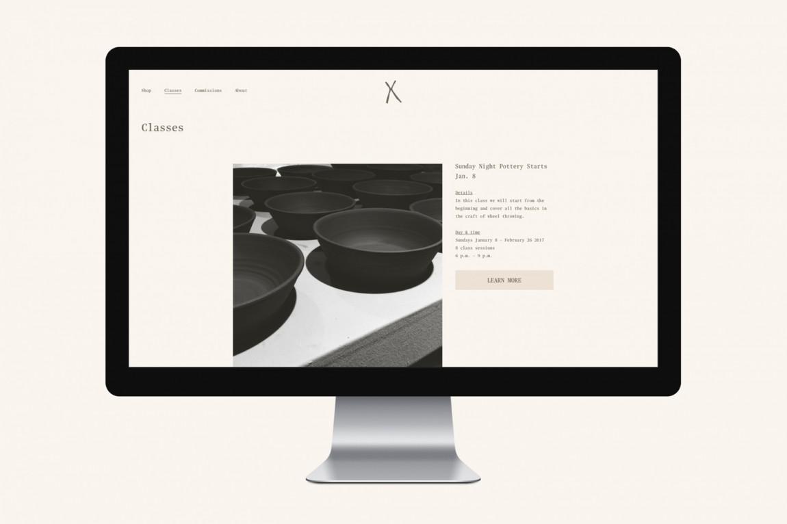 Natasha陶艺品牌视觉识别系统VIS设计