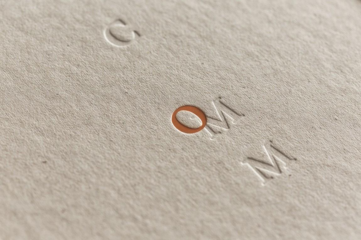 Common Lot餐饮品牌vi设计,特殊工艺印刷设计