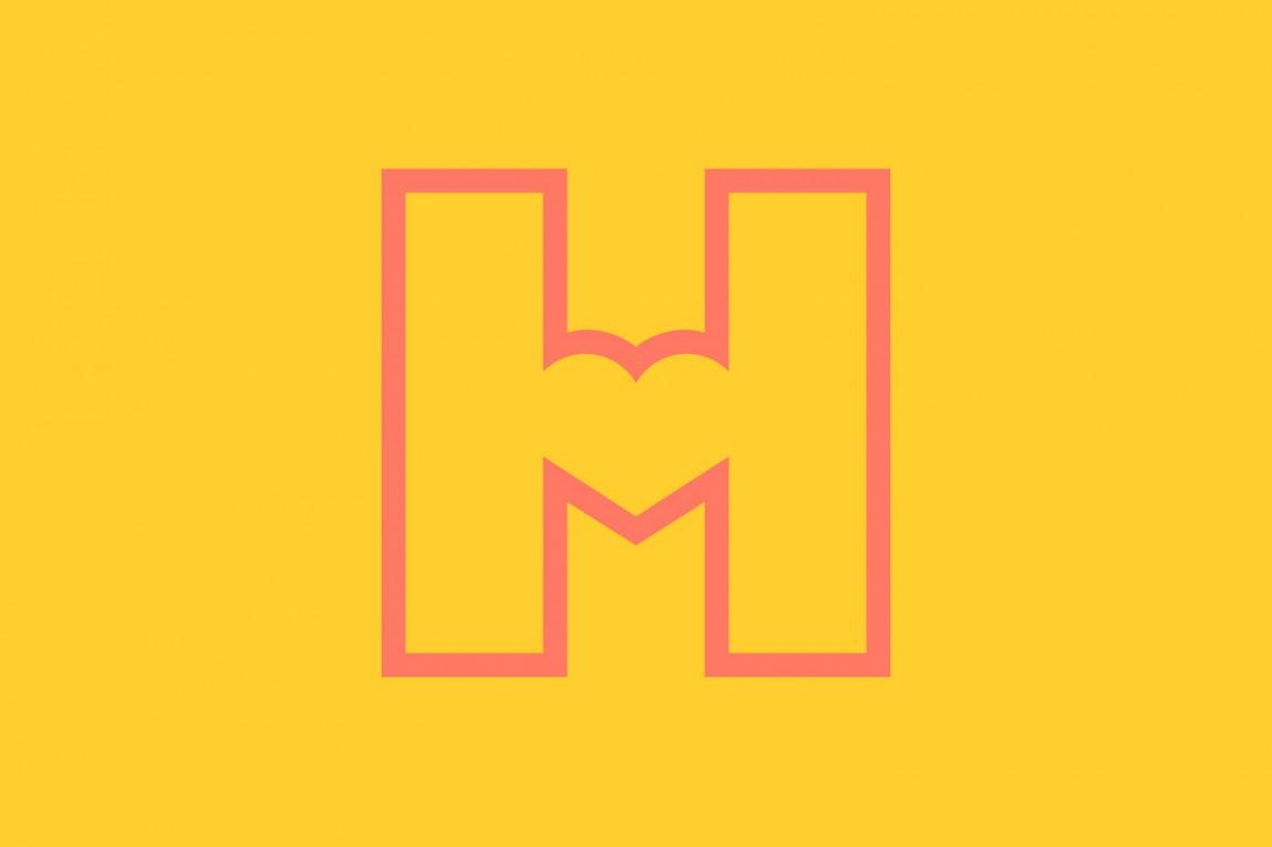 城市博物馆视觉识别系统VIS设计,图形logo设计