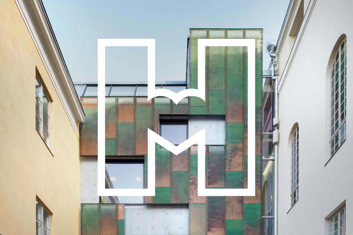 城市博物馆视觉识别系统VIS设计, logo应用