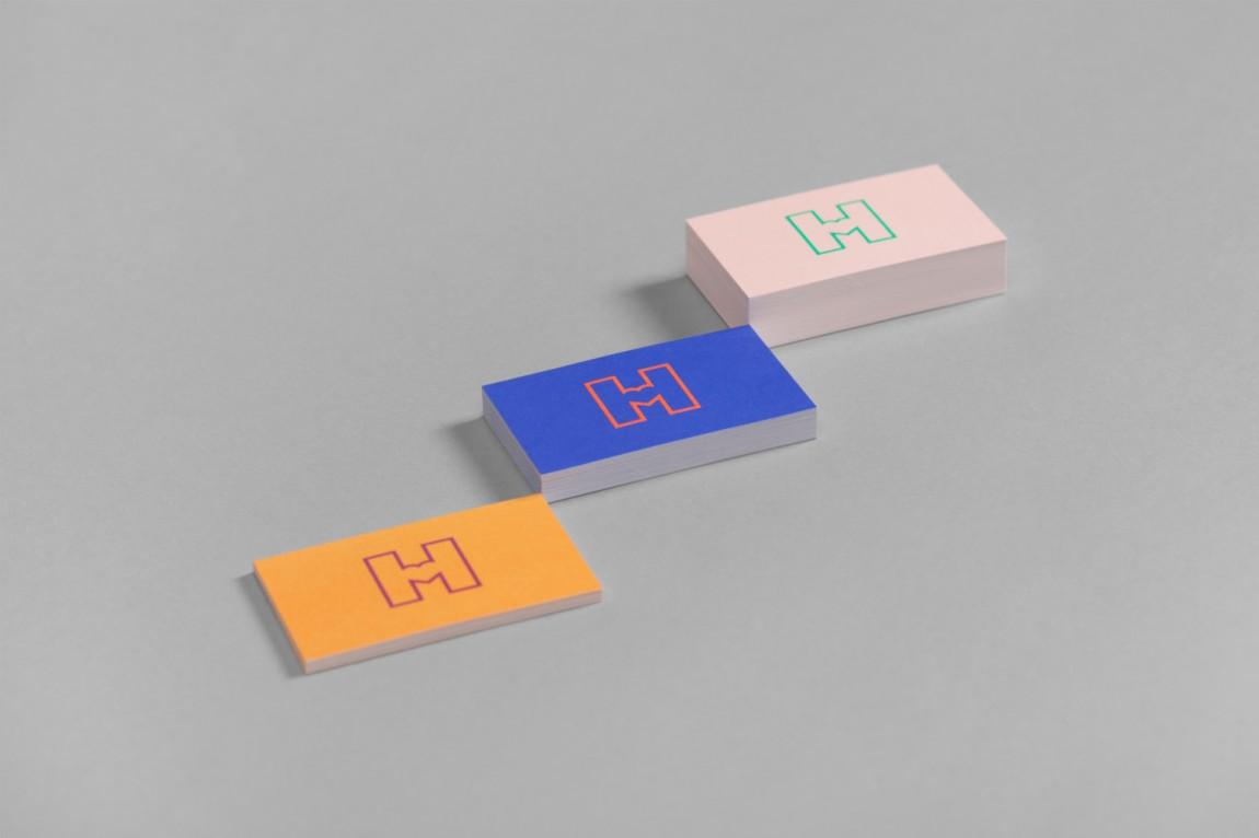 城市博物馆视觉识别系统VIS设计,名片设计