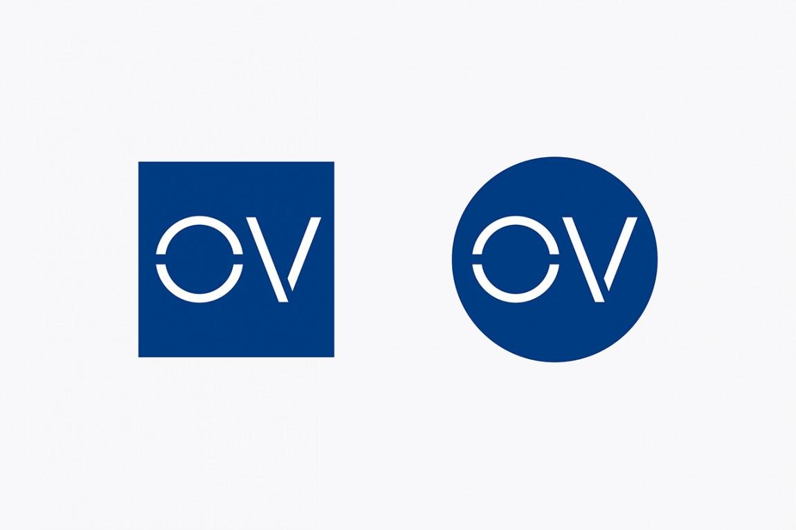 OpenView整体品牌塑造形象设计,logo设计