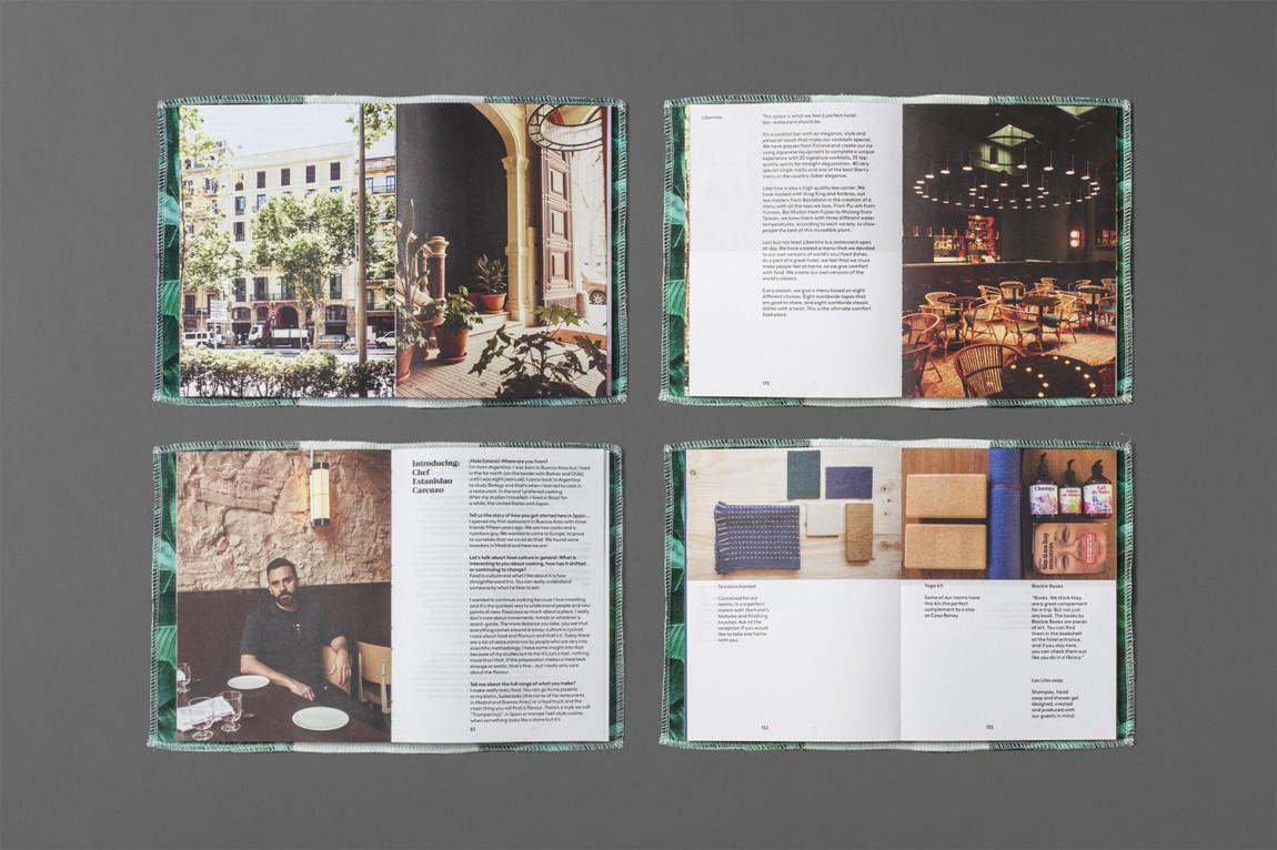 Casa Bonay新古典主义酒店品牌VI设计,画册设计