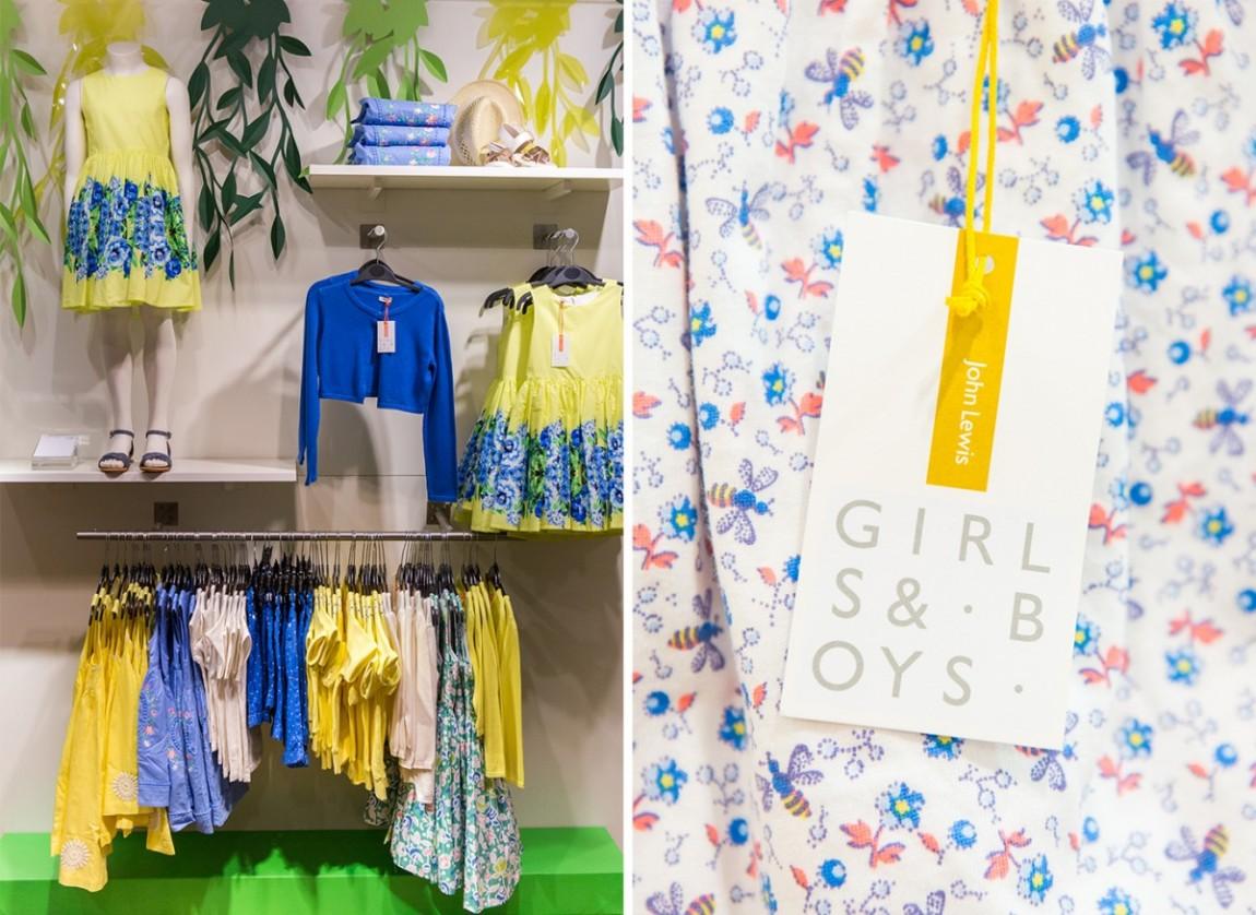 伦敦Boys&Girls服装品牌设计策划案例理念说明,店面空间设计
