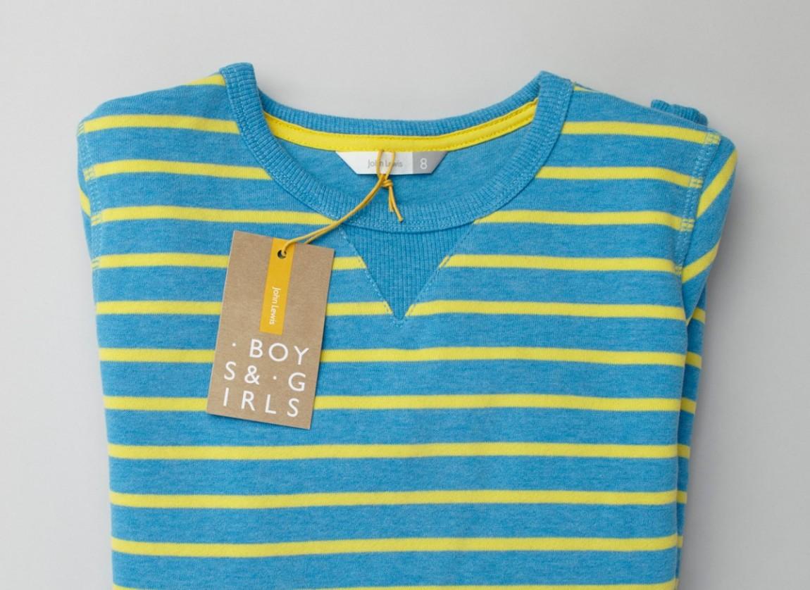 伦敦Boys&Girls服装品牌设计策划案例理念说明,字体logo设计
