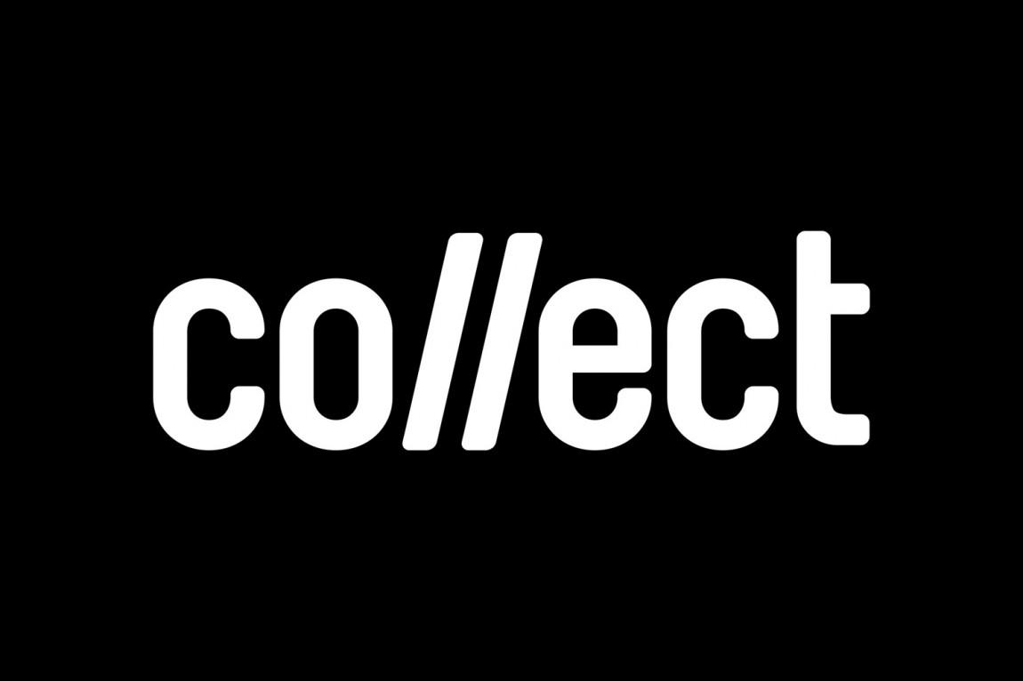 Collect国际艺术展视觉传达艺术设计,logo设计