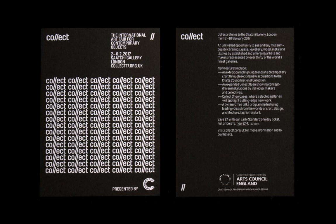 Collect国际艺术展视觉传达艺术设计