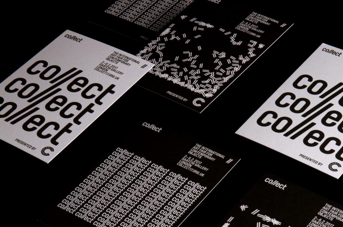 Collect国际艺术展视觉传达艺术设计,市场推广设计