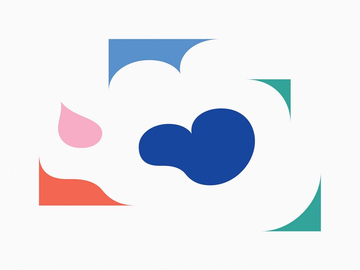BIFAN品牌形象VI设计,辅助图形设计
