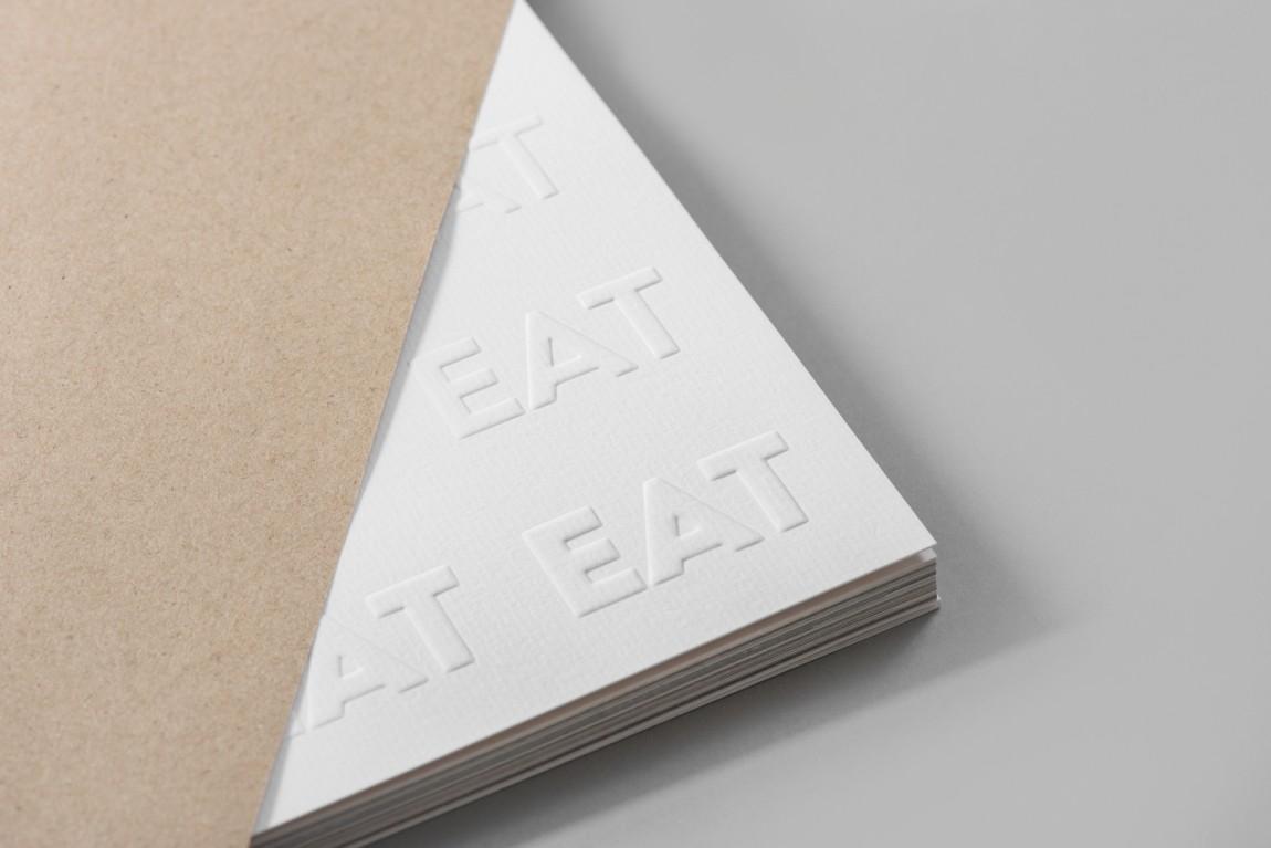 新加坡EAT美食节视觉识别形象设计, VIS设计