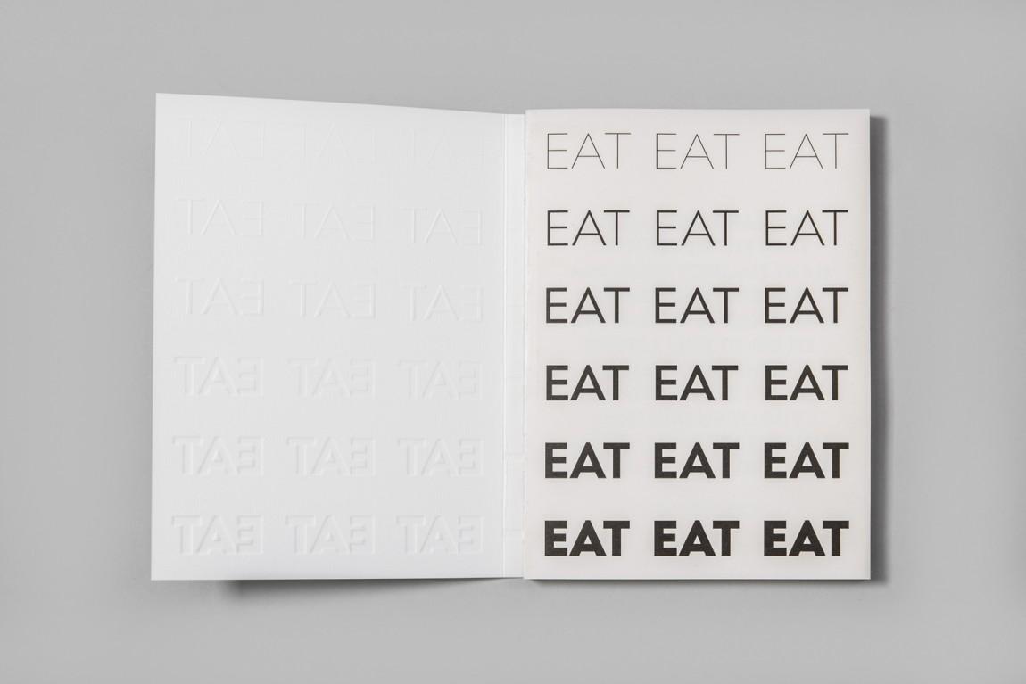 新加坡EAT美食节视觉识别形象设计