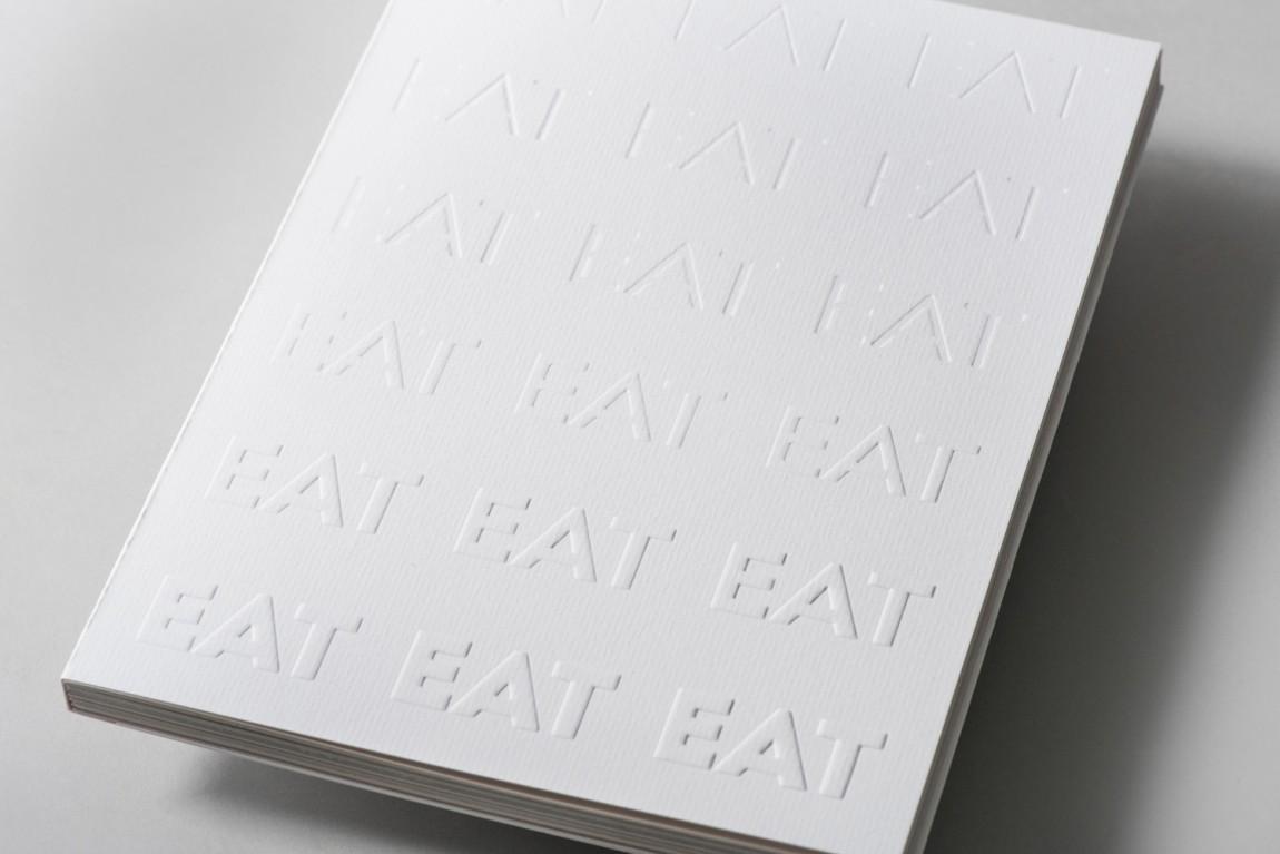 新加坡EAT美食节视觉识别形象设计, vi手册设计