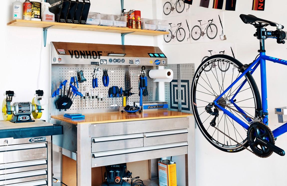 Hoboken自行车品牌设计,空间设计