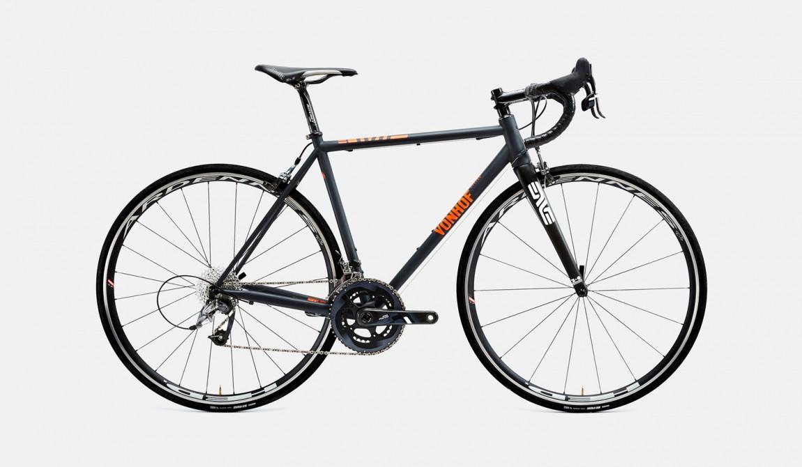 Hoboken自行车品牌设计,产品设计
