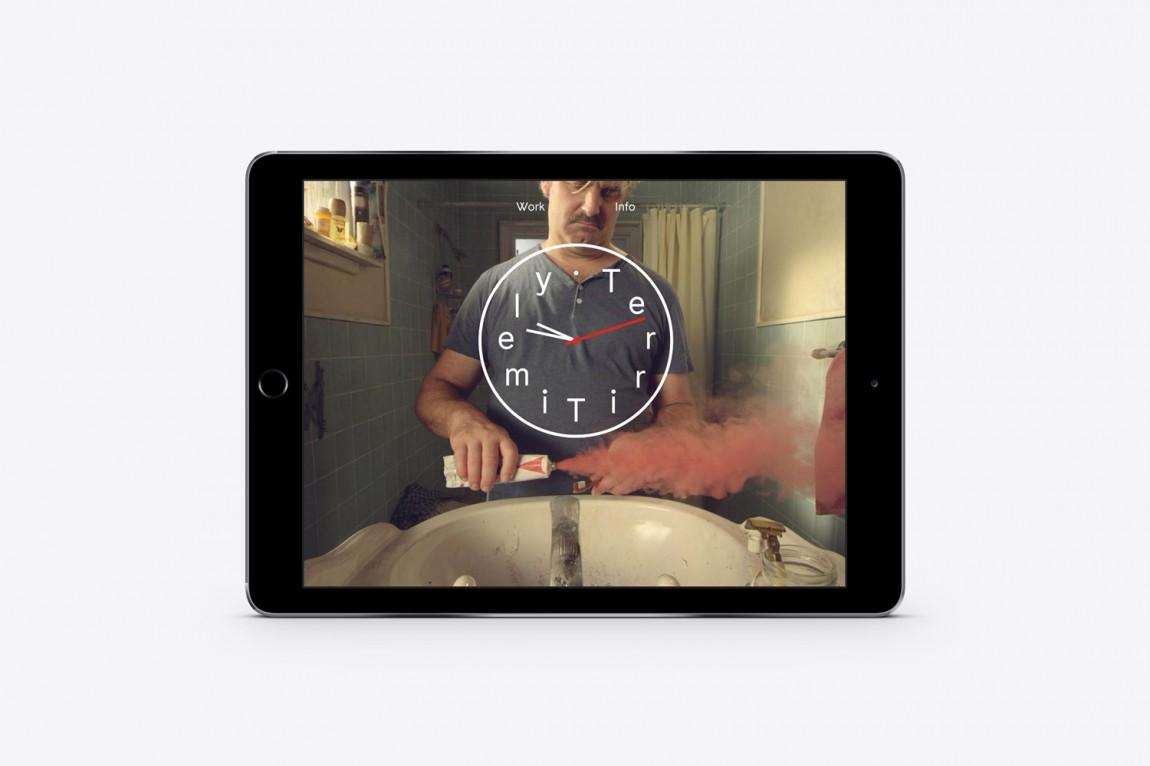 Terri Timely影视公司品牌形象识别系统VIS设计,企业网站设计