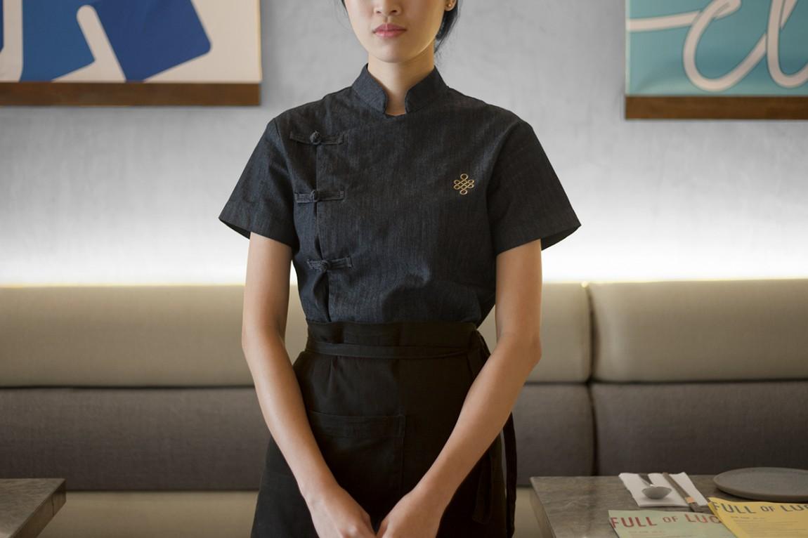 新加坡餐厅品牌设计-VI设计,服装设计