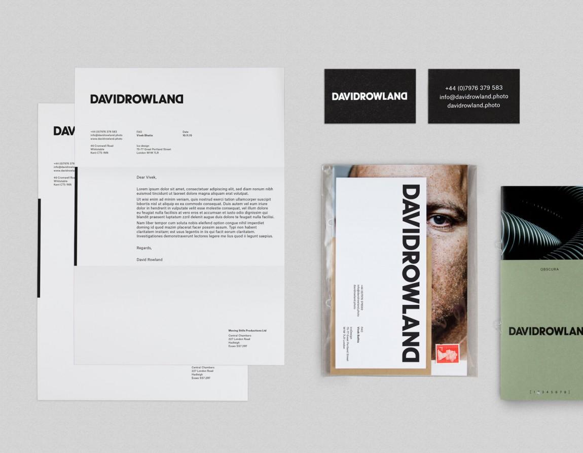 DOD摄影师个人品牌形象设计,VIS设计