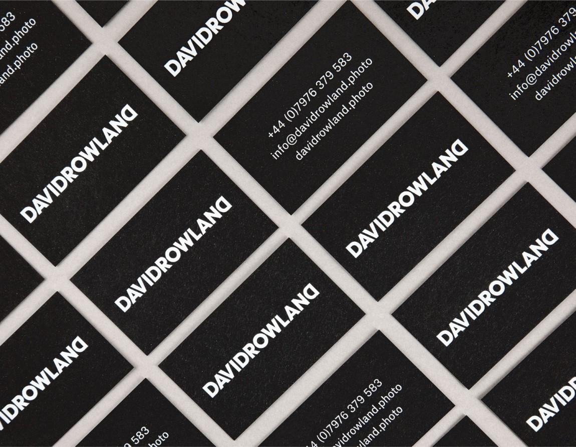 DOD摄影师个人品牌形象设计,名片设计
