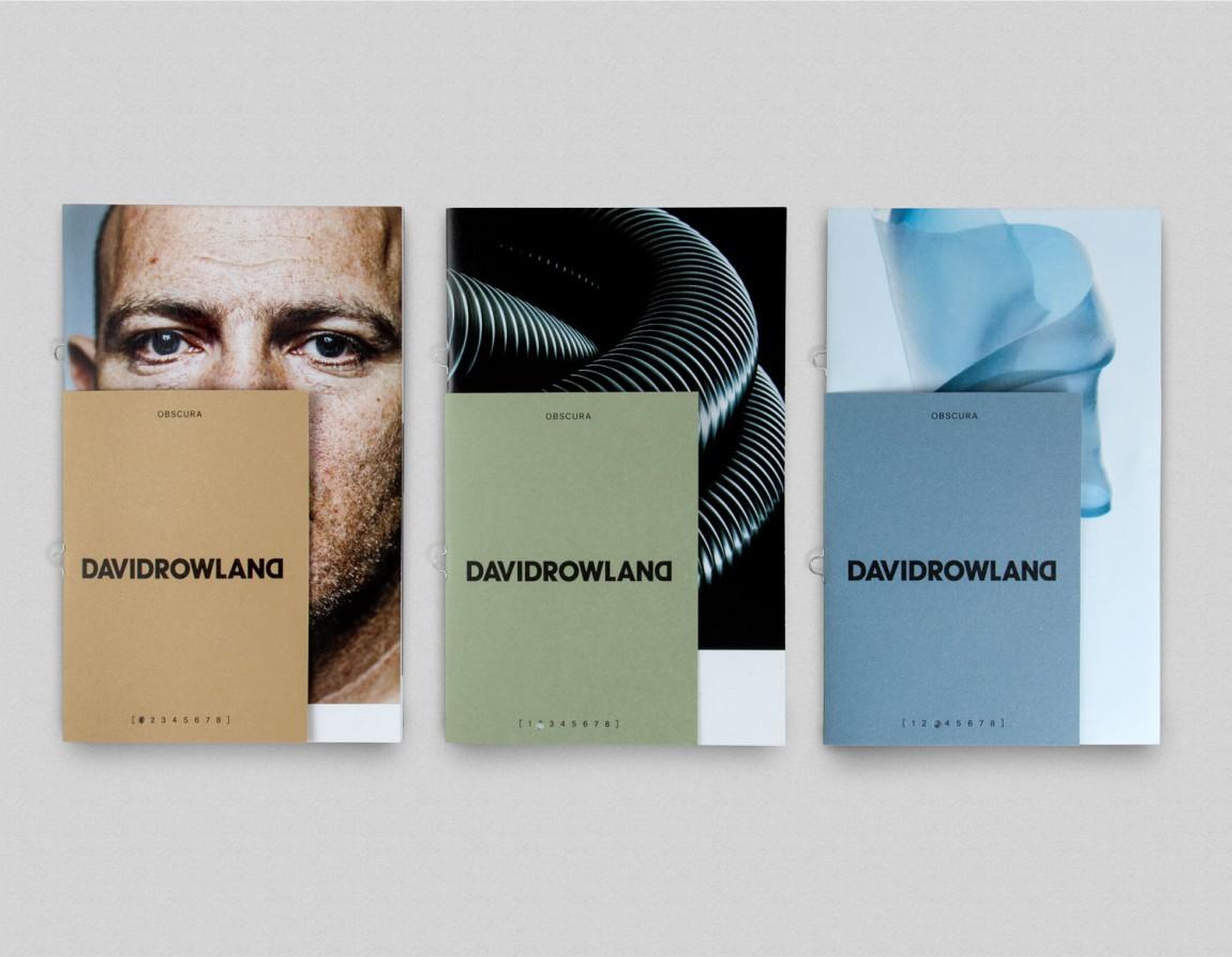 DOD摄影师个人品牌形象设计,画册设计