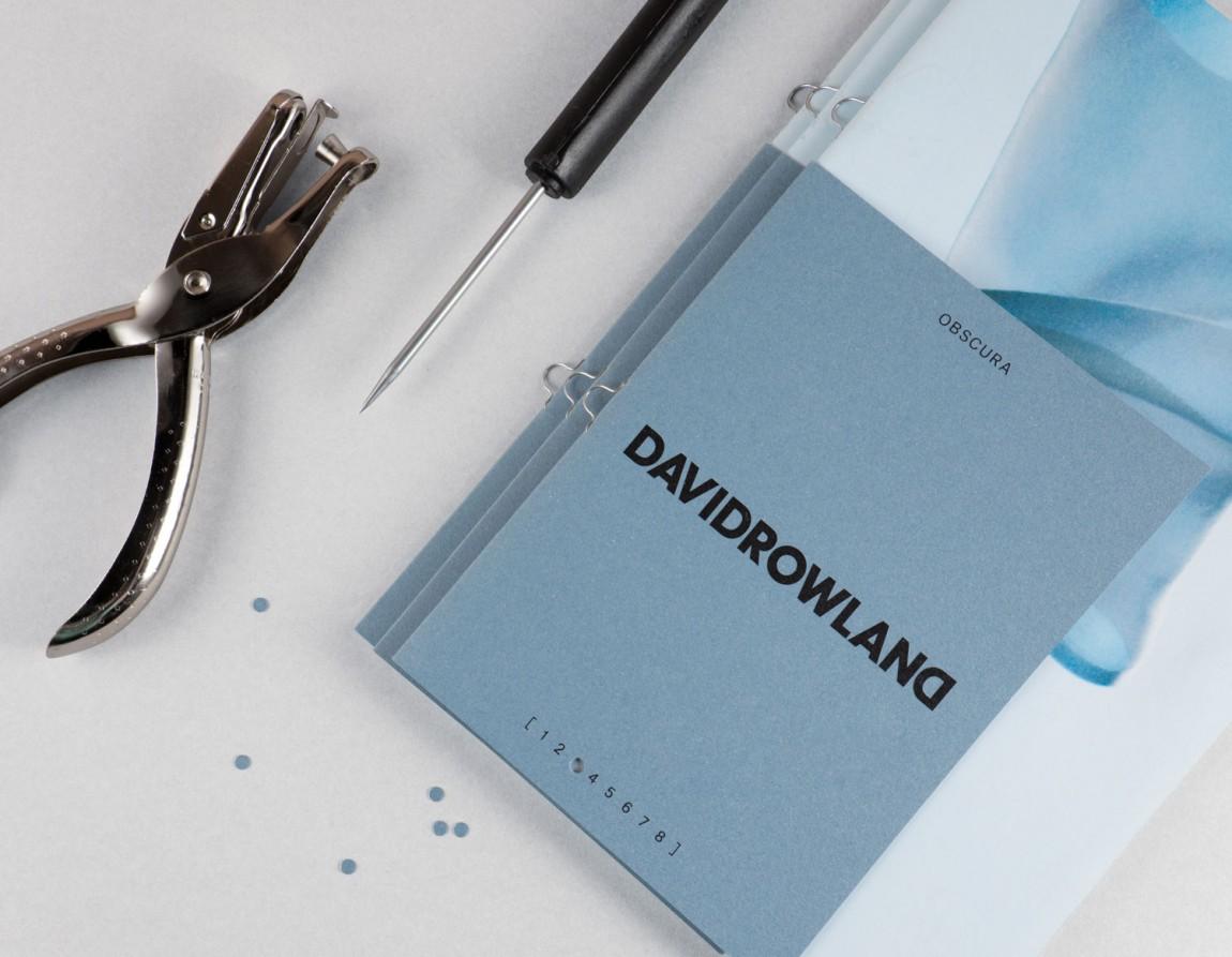 DOD摄影师个人品牌形象设计,小册子设计