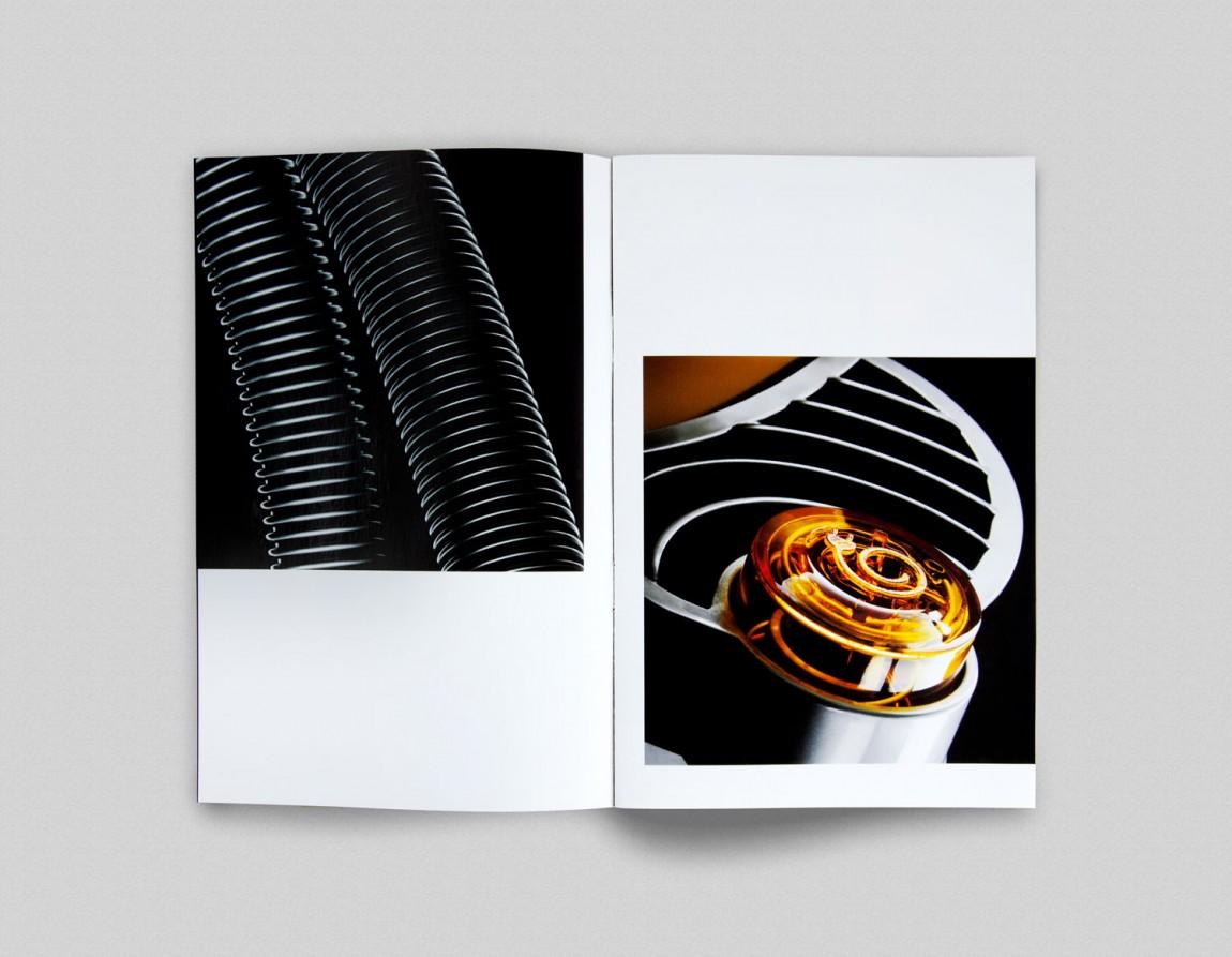 DOD摄影师个人品牌形象识别手册设计