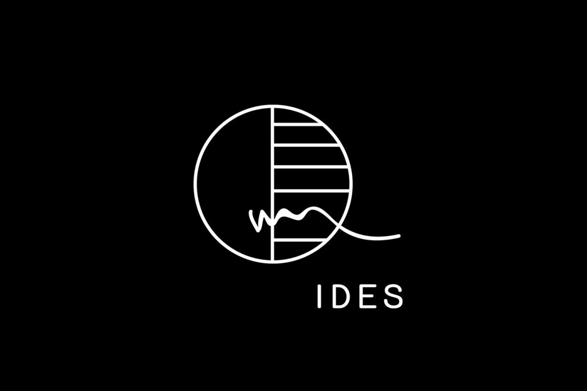 网红餐厅IDES餐饮品牌VI设计视觉识别系统,logo设计
