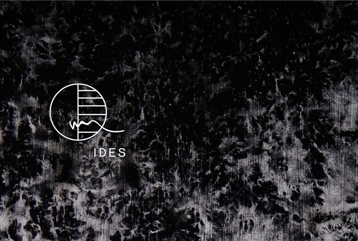 网红餐厅IDES餐饮品牌VI设计视觉识别系统, 商标设计