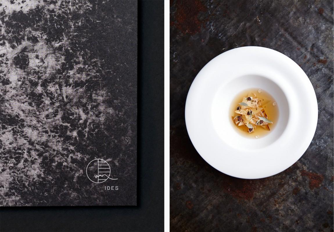 网红餐厅IDES餐饮品牌VI设计视觉识别系统,餐厅摄影设计