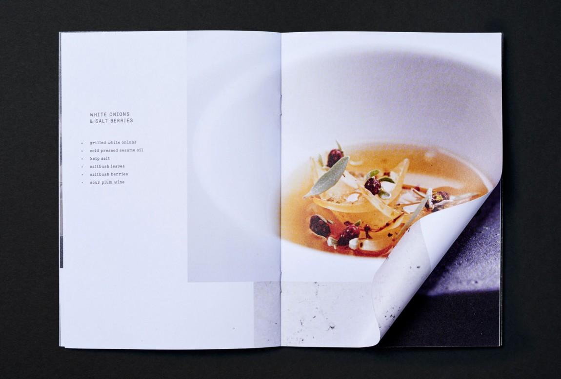 网红餐厅IDES餐饮品牌VI设计视觉识别系统,画册设计
