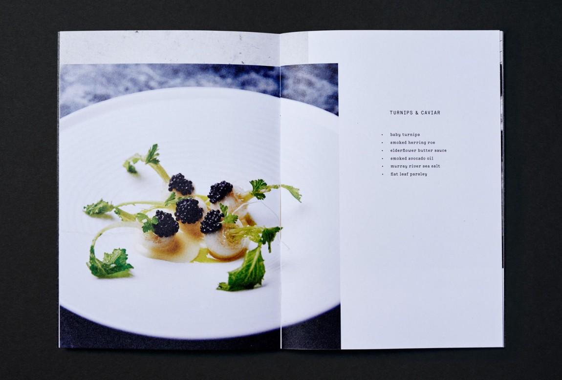 网红餐厅IDES餐饮品牌VI设计视觉识别系统,餐牌设计