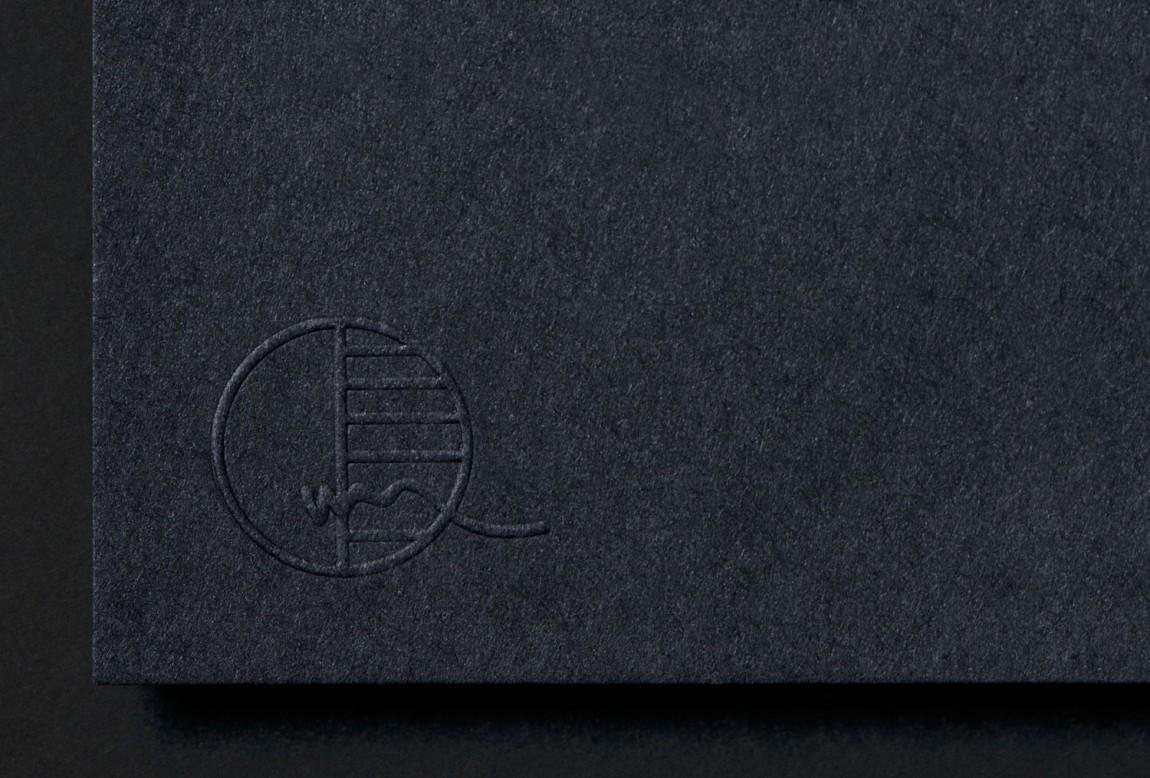 网红餐厅IDES餐饮品牌VI设计视觉识别系统,菜单设计
