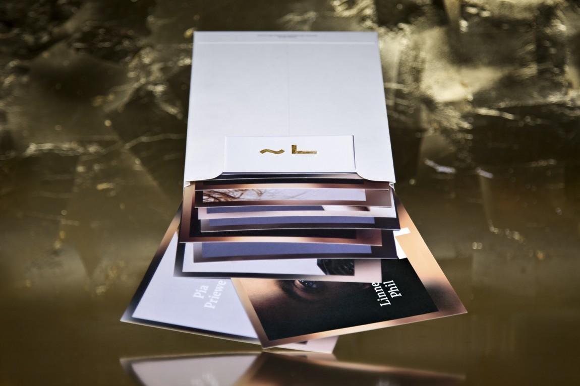 模特经纪公司品牌包装设计,低调大气上档次, 画册设计