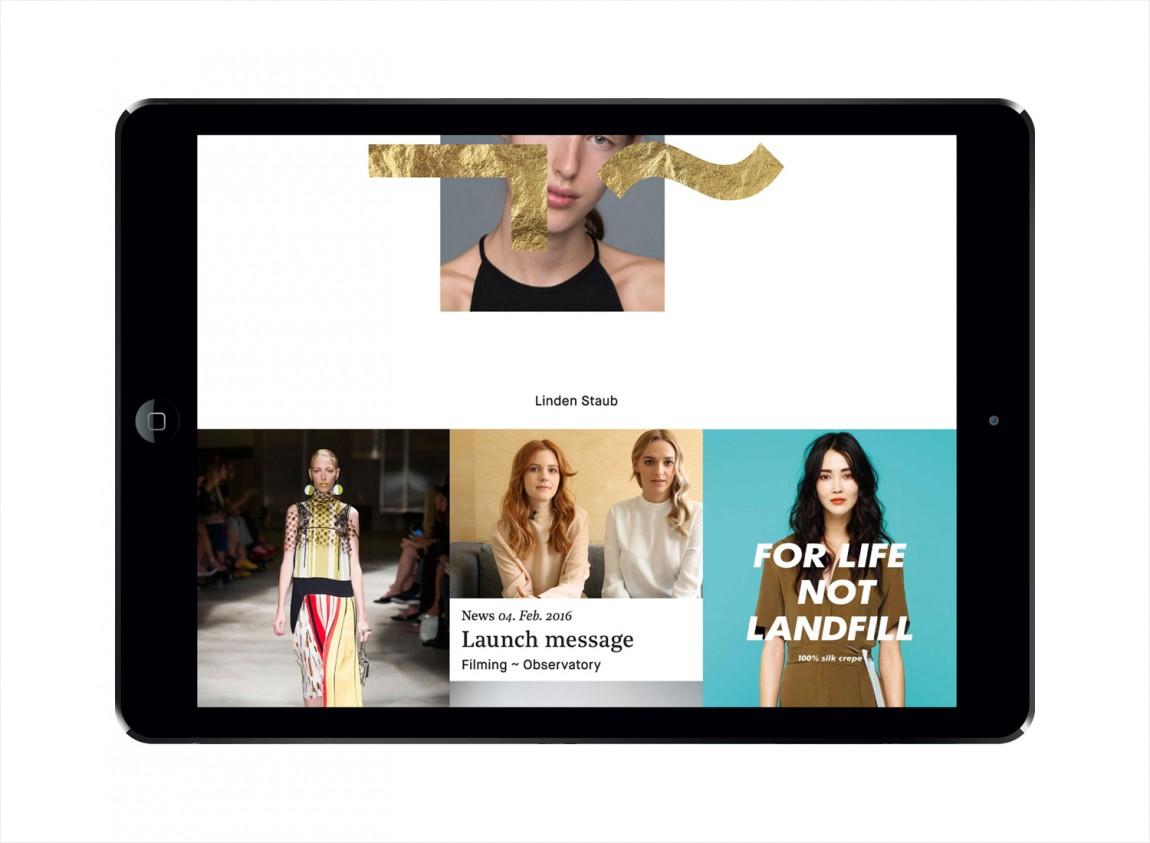 模特经纪公司品牌包装设计,低调大气上档次, 官网设计