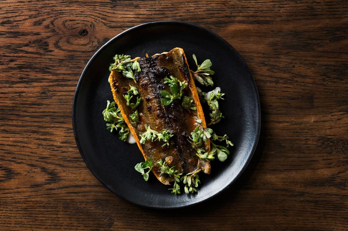 酒吧餐厅Embla餐饮品牌形象设计包装方案, 菜品拍摄