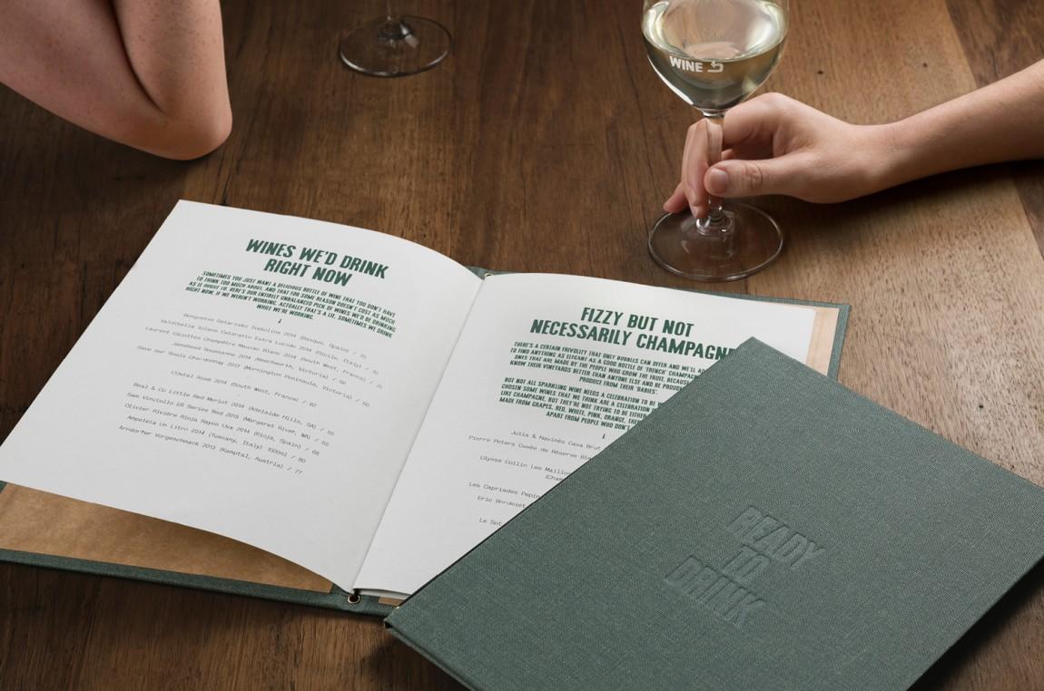 酒吧餐厅Embla餐饮品牌形象设计包装方案,餐牌设计