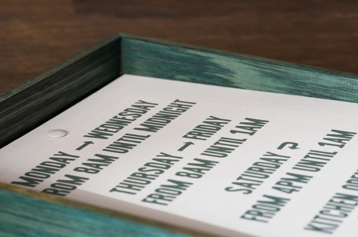 酒吧餐厅Embla餐饮品牌形象设计包装方案