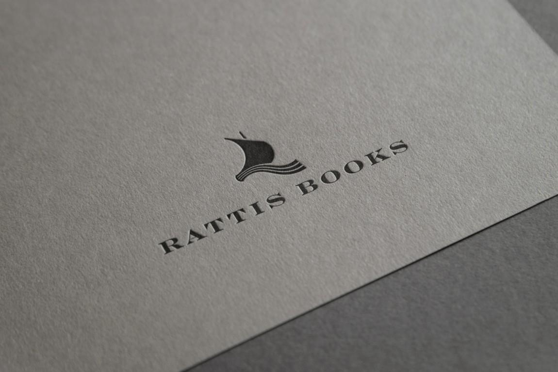 出版商Rattis Books的品牌设计思路, logo设计