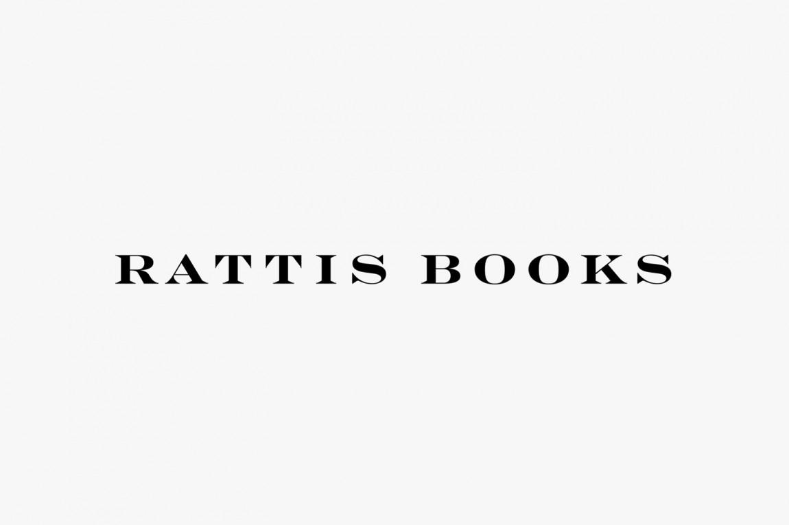 出版商Rattis Books的品牌设计思路,字体设计