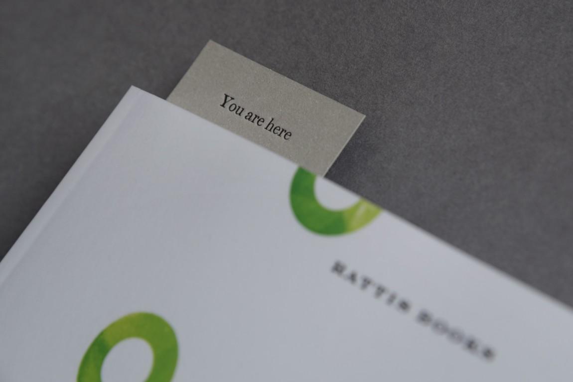 出版商Rattis Books的品牌设计思路,高端画册设计