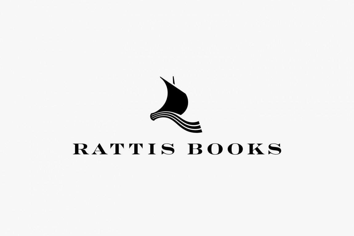 出版商Rattis Books的品牌设计思路,企业标志设计