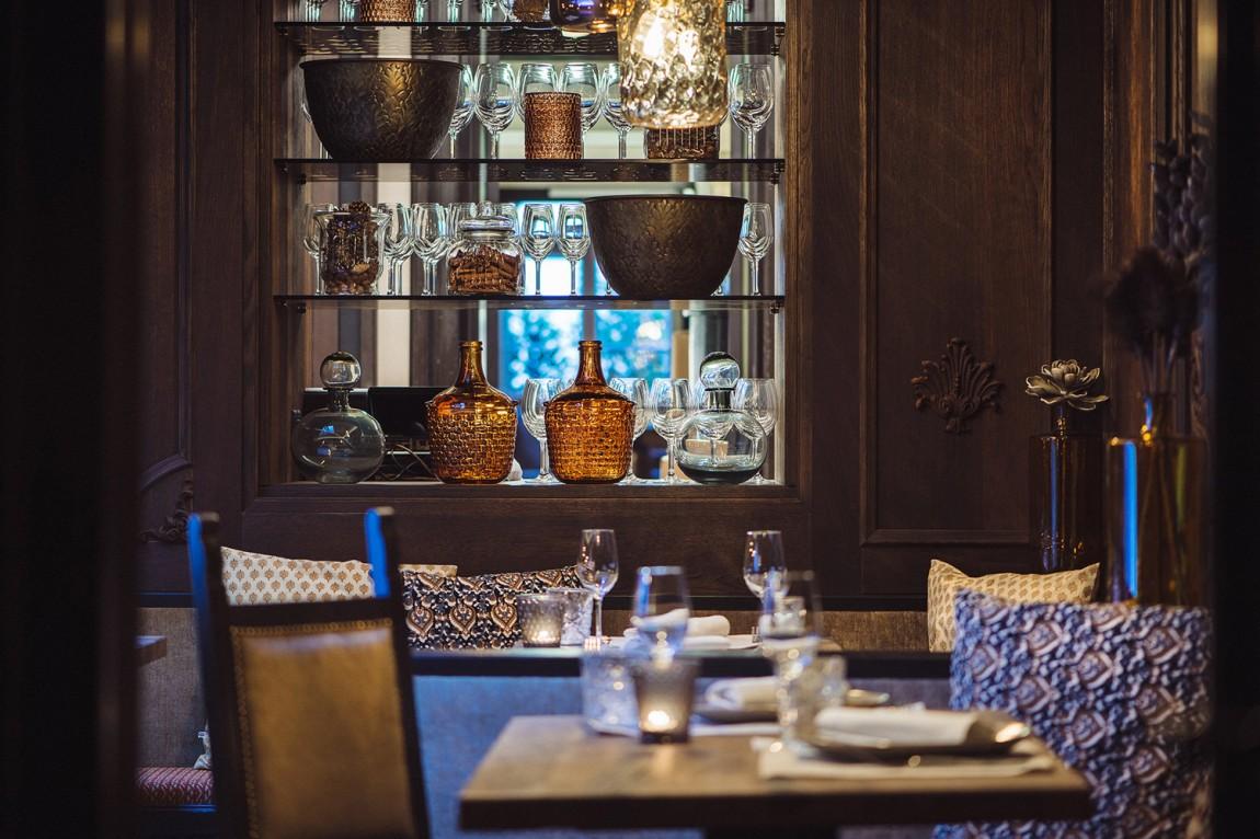 Landhauskeller国外餐饮品牌设计,餐厅空间设计