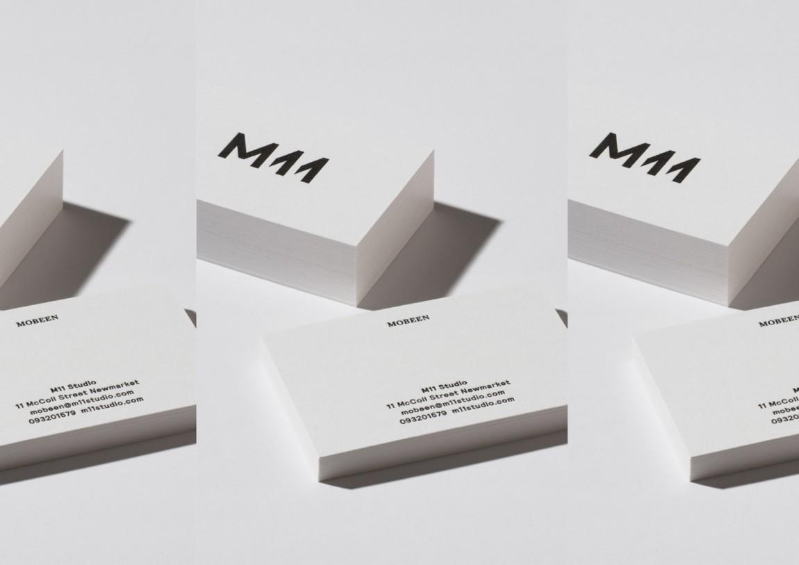 M11高端品牌形象塑造,办公应用设计