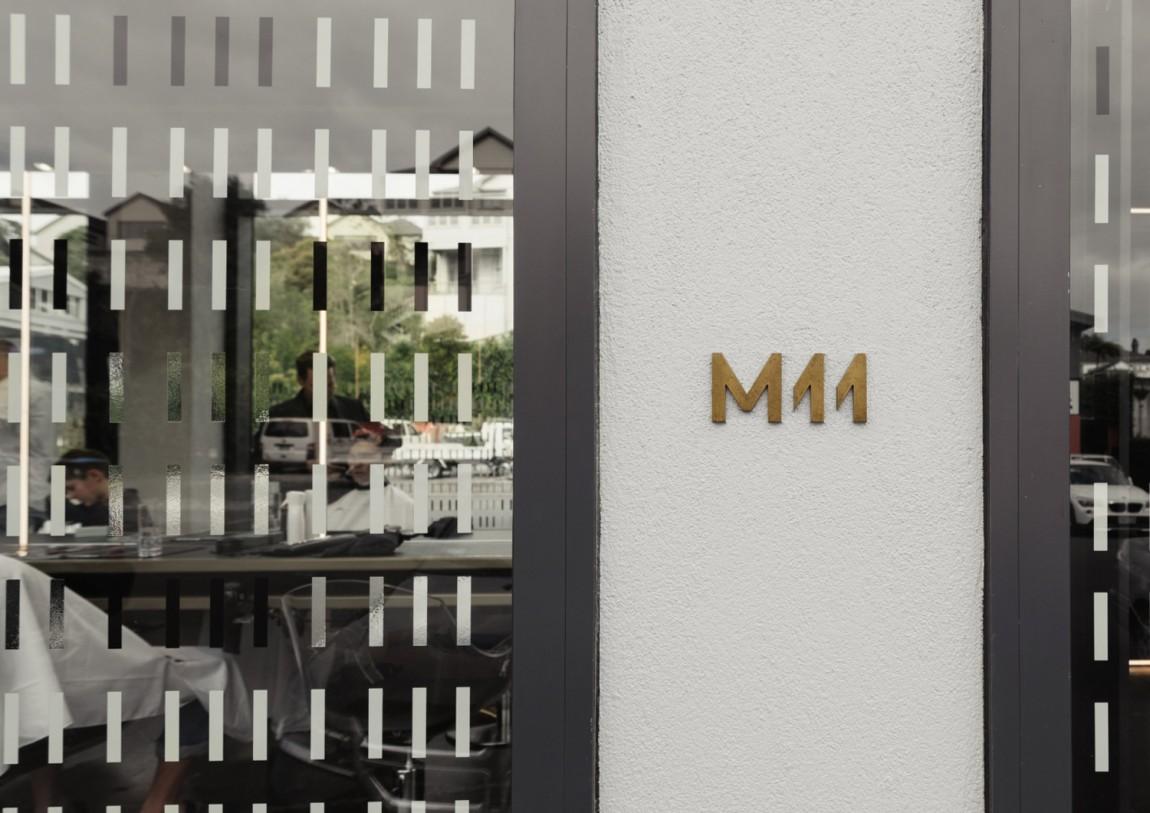M11高端品牌形象塑造,导视系统设计